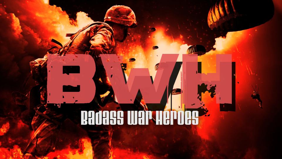 Badass War Heroes officially announced
