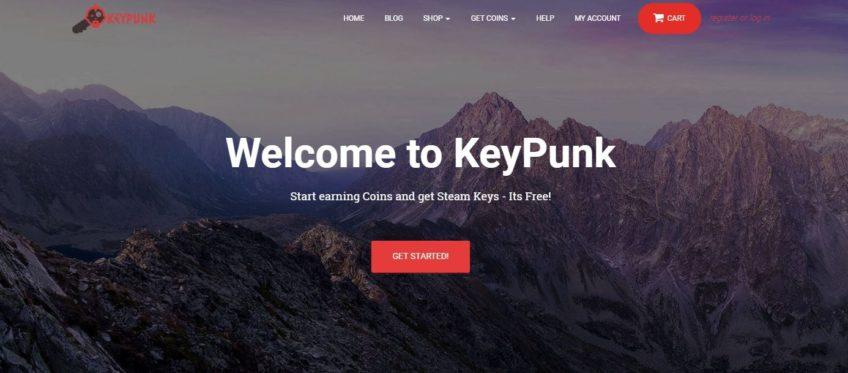KeyPunk 2.0 is online!